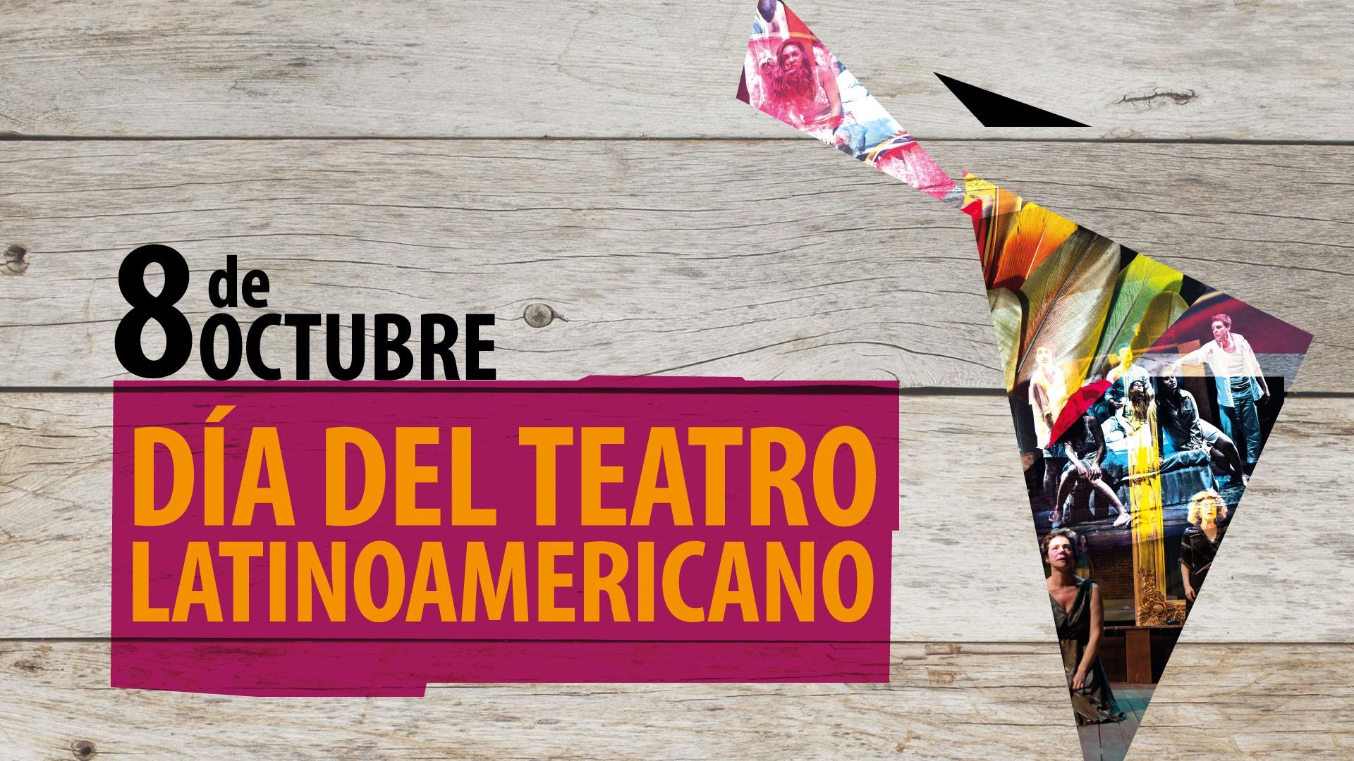 Declaratoria Día del Teatro Latinoamericano 2018