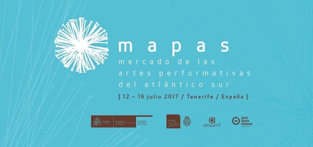 Tenerife acoge en julio MAPAS, el mercado de las artes en vivo