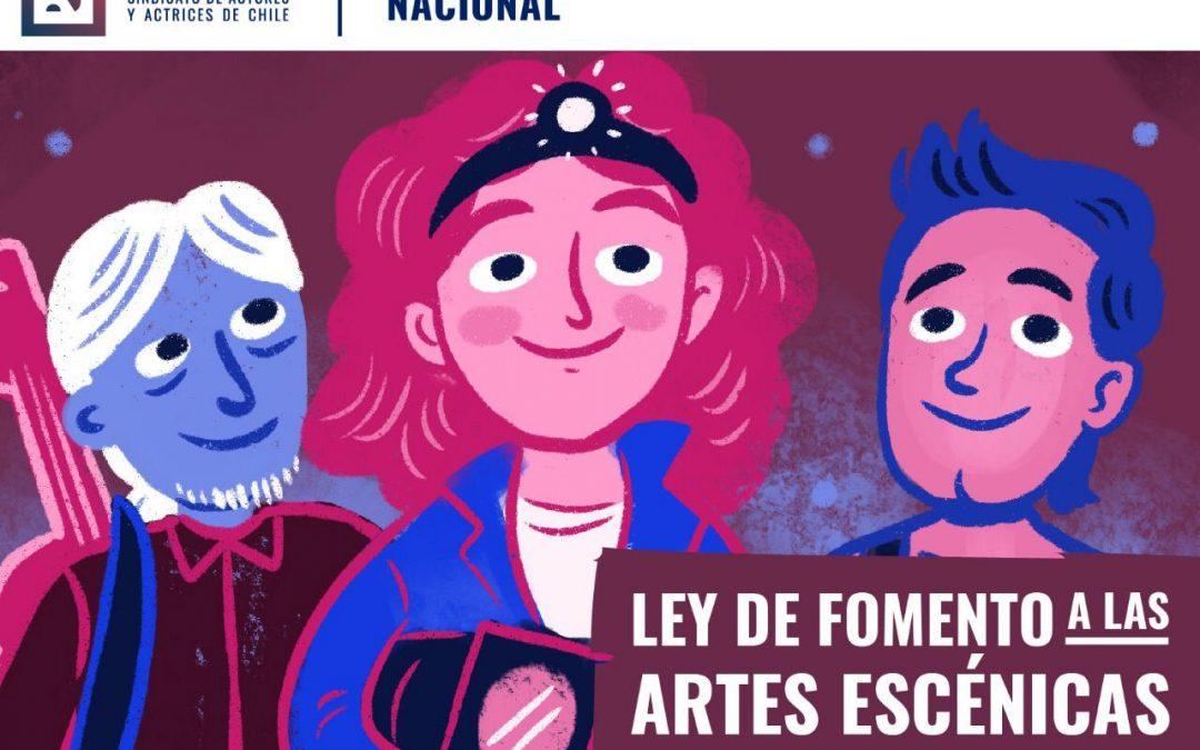 Aprobada en Chile la Ley de Fomento de las Artes Escénicas