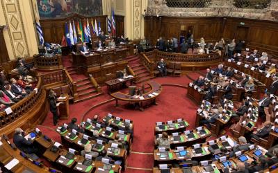 Cámara de Representantes de Uruguay aprueba la Ley del Teatro Nacional Independiente