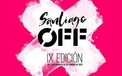 Festival Internacional de Artes Escénicas Santiago OFF abre postulaciones para su edición 2020